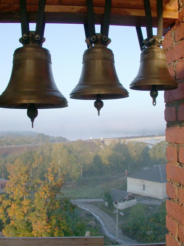 Церковная музыка с колоколами